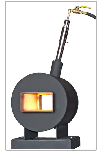 Tabasco 1 Burner Forge With Diablo Burner